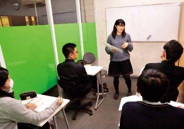 萌昇ゼミ 勝央教室