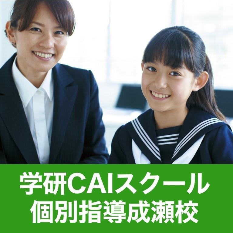 学研CAIスクール Study Fun個別指導成瀬校/【2021春 料金 ...