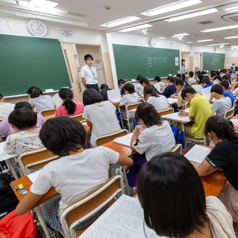 日能研 最 下位 クラス 対策